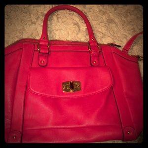All Pink Merona Handbag 👜